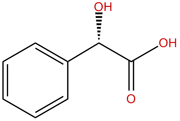 Image Of S 2 Hydroxy Phenylacetic Acid